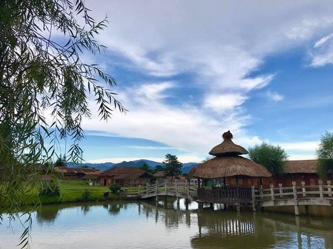 หมู่บ้านจีนยูนานสันติชล