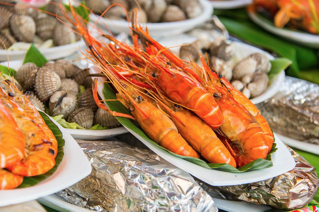 เทศกาลกินกุ้ง สมุทรสาคร ครั้งที่ 2
