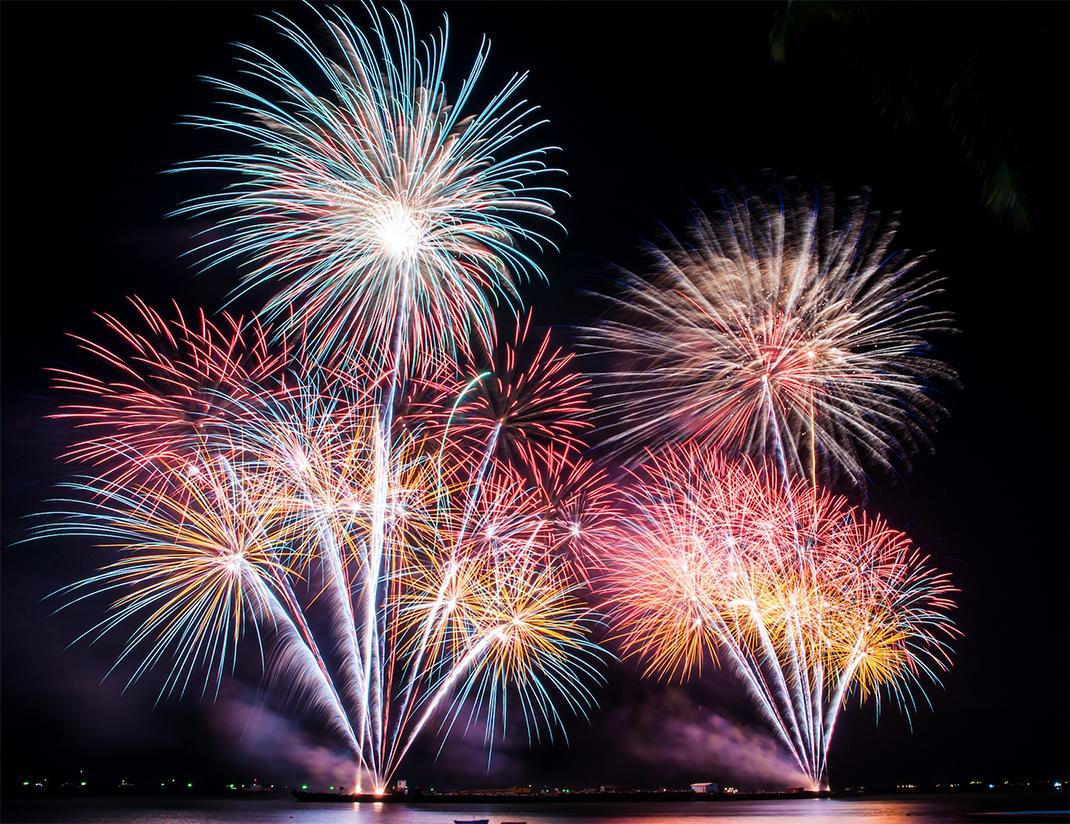 เทศกาลพลุนานาชาติเมืองพัทยา 2562 (Pattaya International Fireworks Festival 2019)