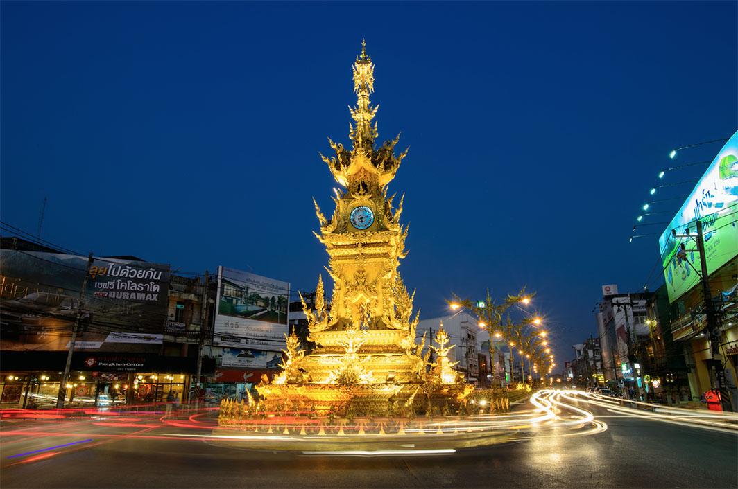 เทศกาลปีใหม่ 2563 เชียงราย (Amazing Thailand Countdown 2020@ Maesai Chiang Rai)