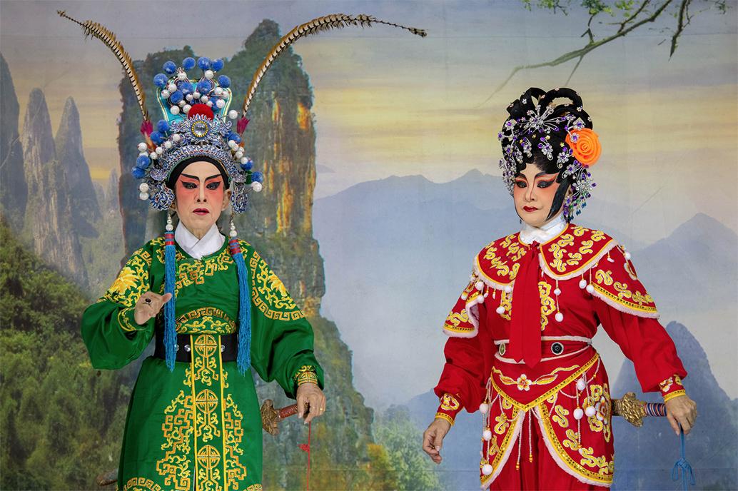 เทศกาลตรุษจีนเมืองพัทยา ประจำปี 2563