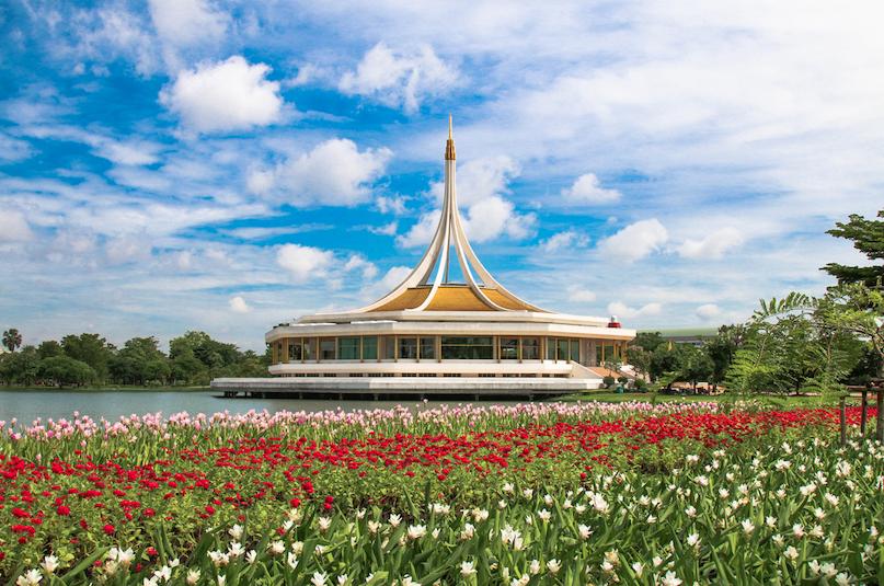 งานพรรณไม้งามอร่ามสวนหลวง ร.9 วันที่ 1-10 ธันวาคม 2563 ณ สวนหลวง ร.9 กรุงเทพฯ