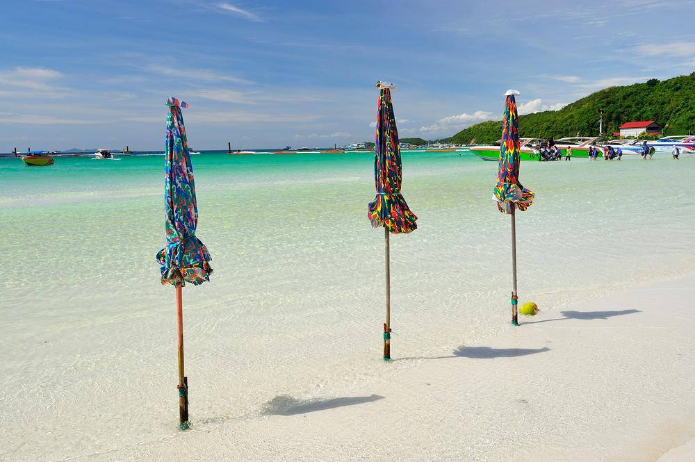 อัพเดต 8 ที่พักเกาะล้าน ราคาหลักร้อย จ่ายน้อยแต่เริ่ดนะ